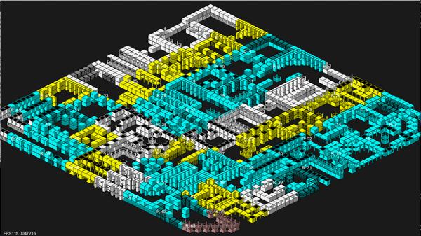 Chimera map